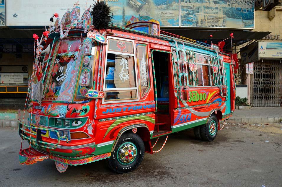 Truck Art v. Kandy-Kolored Streamlined Babies