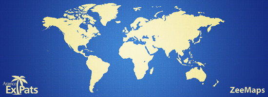 Aramco ExPats | Where in the World Are YOU???