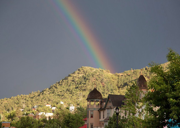 Colorado Springs Touring Opportunities