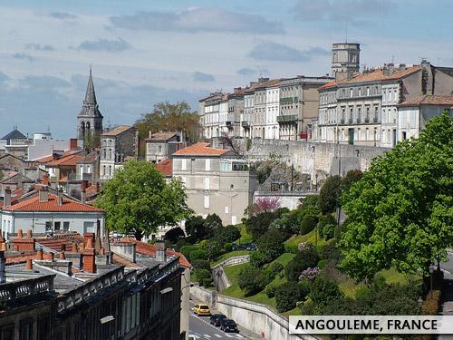 Angouleme, France