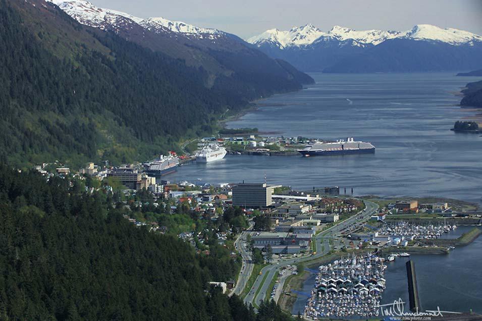 North to Alaska (continued): Juneau & Skagway