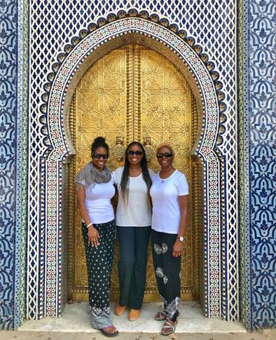 Seymours Tour Morocco