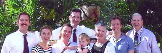 Shawn and Hannah Graham became Husband & Wife