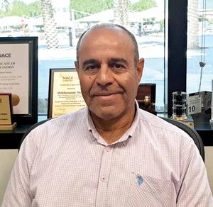 Aramco Scientist Receives Prestigious Global Recognition for Anti-corrosion Work