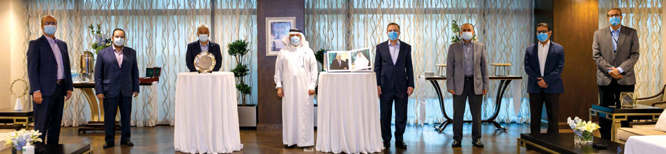 Al-Helal Bids Farewell to The Best Company with the Best People in the World