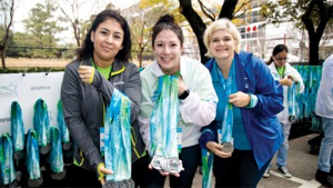 Aramco Houston Half-Marathon Sustains Record Participation‭
