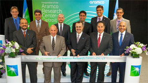 Aramco Opens R&D Center in Detroit Area