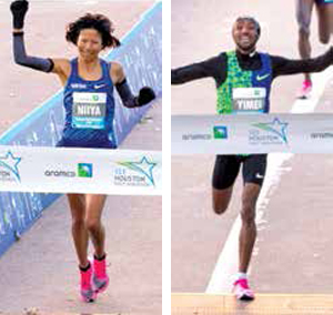 Aramco Race Builds Brand, Camaraderie, and Goodwill in Houston