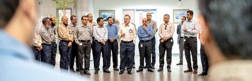 Celebrating the Spirit of Ramadan - CEO: Biggest Strength of Aramco is Our People