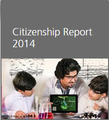 Saudi Aramco Citizenship Report - 2014