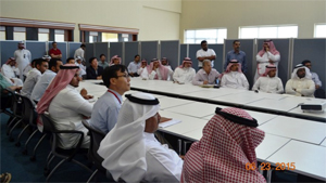 Contractors, Companies Come Together at Jazan Economic City