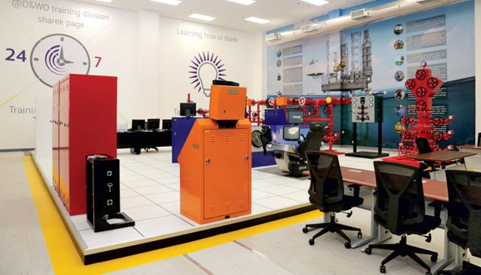 New State-of-the-art Well Control School Launched