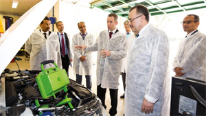 Paris Global Research Center Strives to Find Fuel Solutions