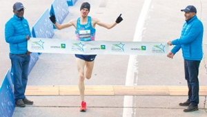 Records Broken at Aramco Houston Half-Marathon