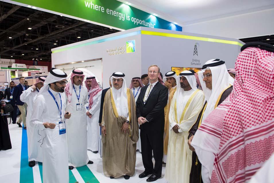 Saudi Aramco CEO Amin Nasser Calls on Upstream Industry to Transform