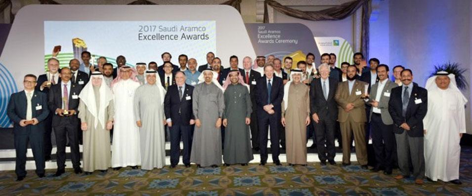 Saudi Aramco Honors High Performing Employees
