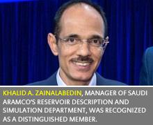 Khalid A. Zainalabedin | Aramco ExPats