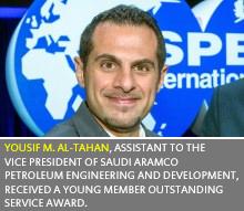 Yousif M. Al-Tahan | Aramco ExPats
