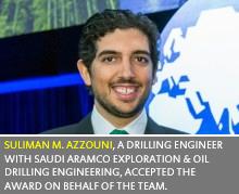 Suliman M. Azzouni | Aramco ExPats