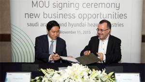 Saudi Aramco and Hyundai