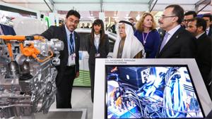 Saudi Aramco's Innovation Shines at COP 21