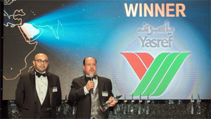YASREF wins Platts 2015 Construction Project of the Year