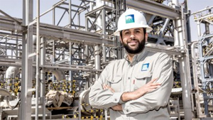 Young Employees Take Center Stage in Master Gas System Expansion