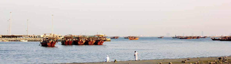A Day Escape to Unexpected Qatif
