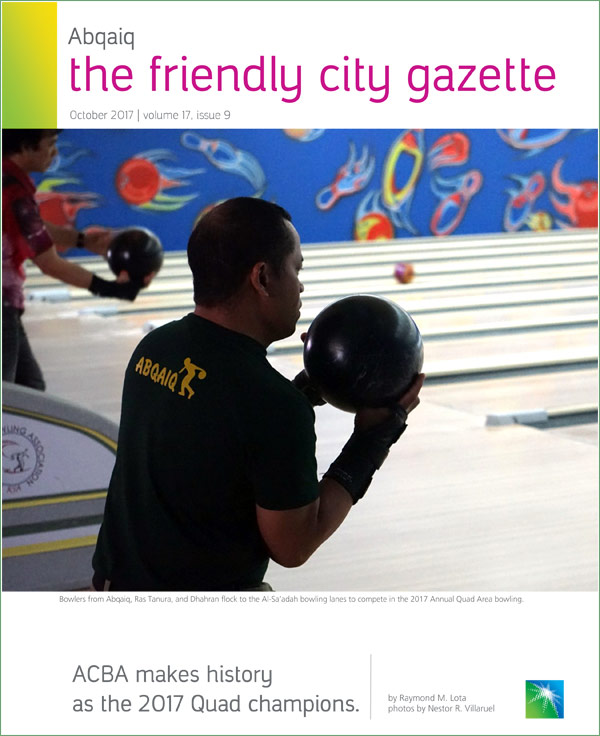 Abqaiq The Friendly City Gazette