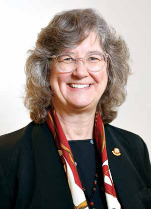 Aramco's Gretchen Gillis Voted American Association of Petroleum Engineers President
