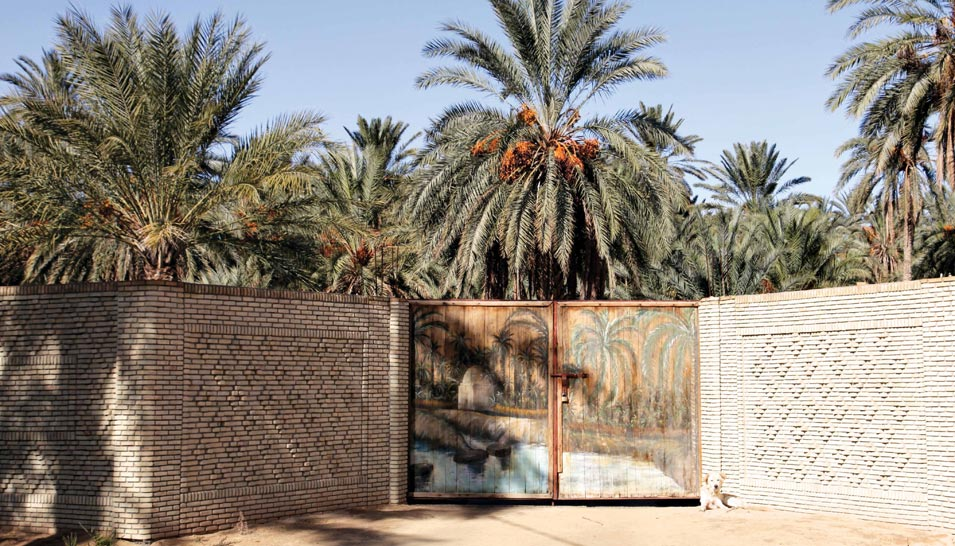 Brickwork in the Land of Palms
