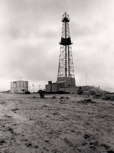 March 4 Marks the Anniversary of Production at Dammam Well-7