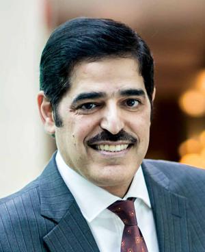 Nasir K. Al-Naimi Named Senior Vice President