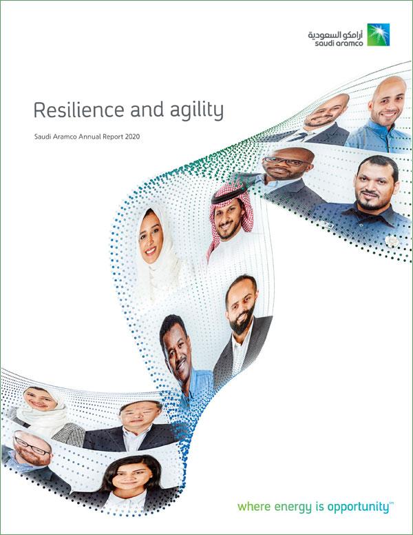 Saudi Aramco Annual Report