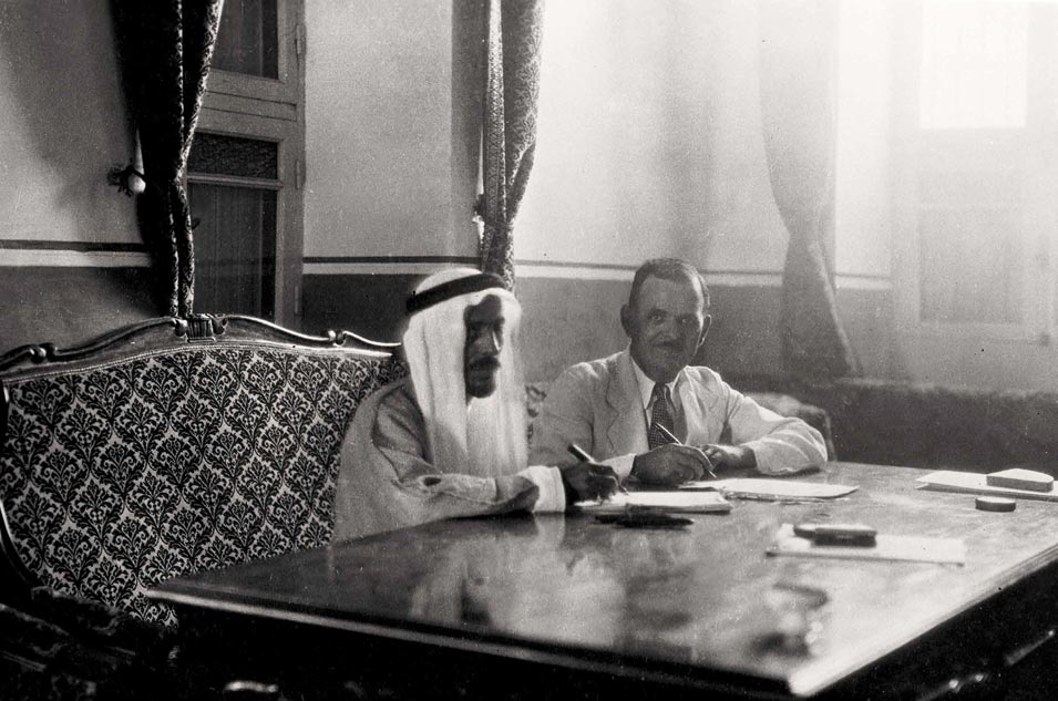 Story Behind Iconic Pictures: Signing of the Concession Agreement, May 29, 1933
