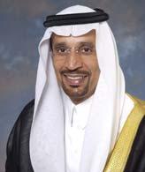 President and CEO Khalid A. Al-Falih