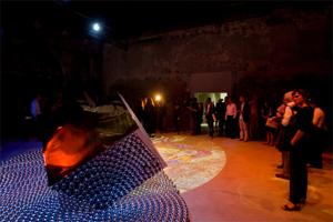 Black Arch Makes Biennale Debut