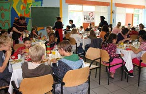 AOC Employees Help Bridge Cultural Gaps with Food