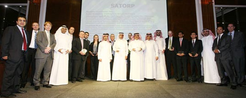 SATORP Financing Recognized