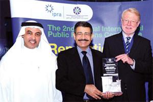 Abubshait Named Gulf PR Man of Year