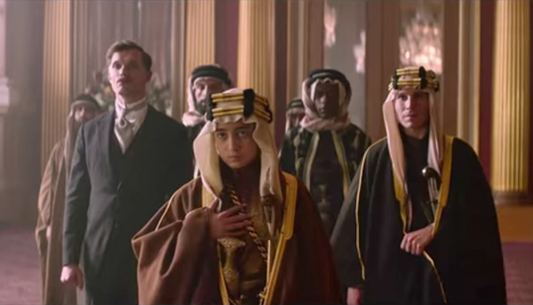 A Kingdom First: 'Born a King' Premieres at Ithra
