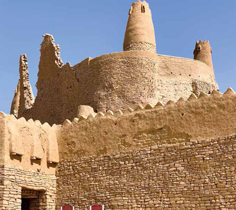 Dawmat Al Jandal a Rich and Ancient Oasis with a Mystery