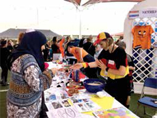 International Fair hosted by Dhahran Hills School Attracts more than 3,000 Visitors
