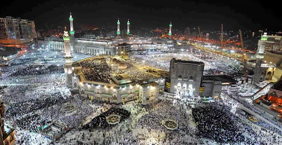 Mosques that host some of the World's Largest Eid Congregations