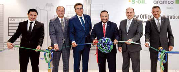 New Aramco Singapore Office Marks Regional Downstream Expansion and Integration