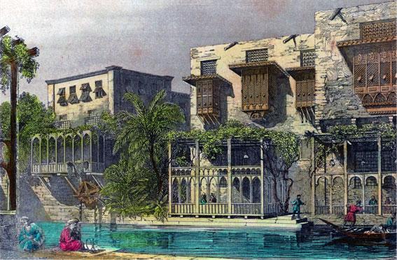 The Sultan's Fountain
