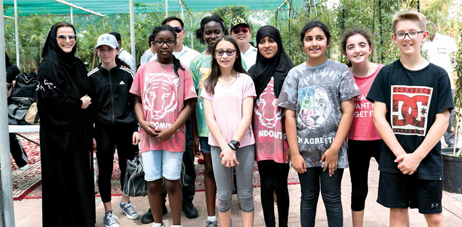 Workers Recognized for Contributions to Dhahran Community