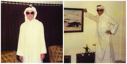 Oran in Arab clothing