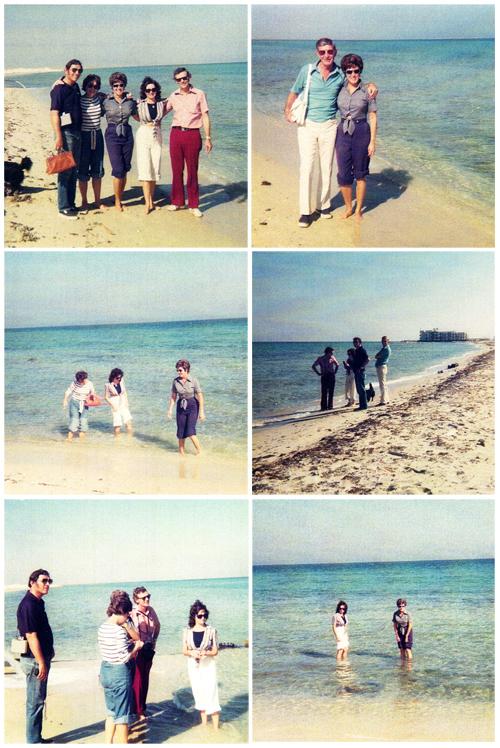 Qurrayah Beach area