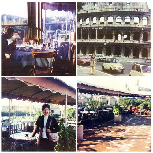 Vacation to Rome, Italy